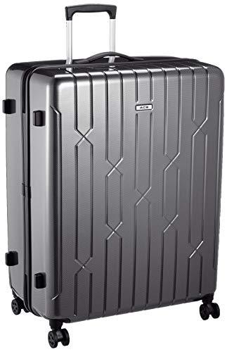 [エース] スーツケース 超大型サイズ 141L エクスプロージョン 06199 5.9kg ブラックカーボン