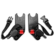 Create your own travel system by securely attaching an infant car seat to the pushchair, using these adapters Cybex & kiddy infant car seat compatibility: cloud q, aton (3s, q, m i-size, q i-size, m and 5), evolution pro 2, evoluna i-size Maxi-cosi &...