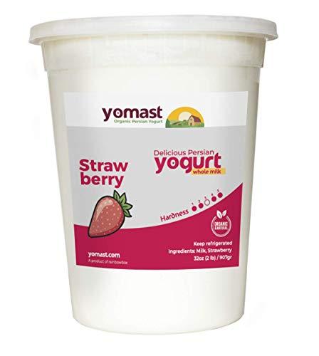 Whole Milk Yogurt Strawberry 32oz