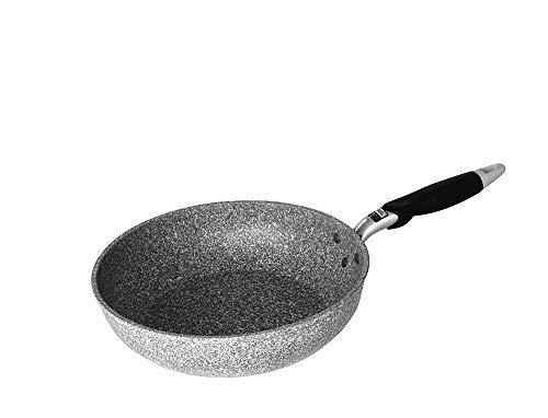 Padella per Uova Padella Antiaderente Padella per Wok Padella per bistecche Fornello a induzione Gas Antiaderente conveniente