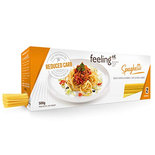 Fooditalia - FeelingOK Optimize - Protein Spaghetti - 500g