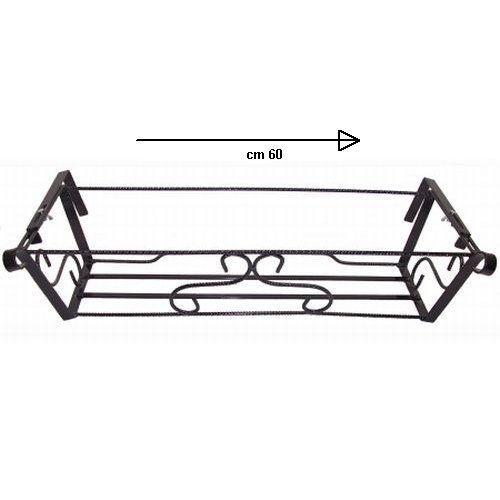 Balconiera regolabile 60 cm.