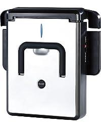 Sichler Haushaltsgeräte Kehr und Wischroboter: Kompakter Wischroboter PCR-1030 (Bodenreiniger Roboter)