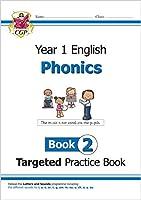 KS1 English Targeted Practice Book: Phonics - Year 1 Book 2