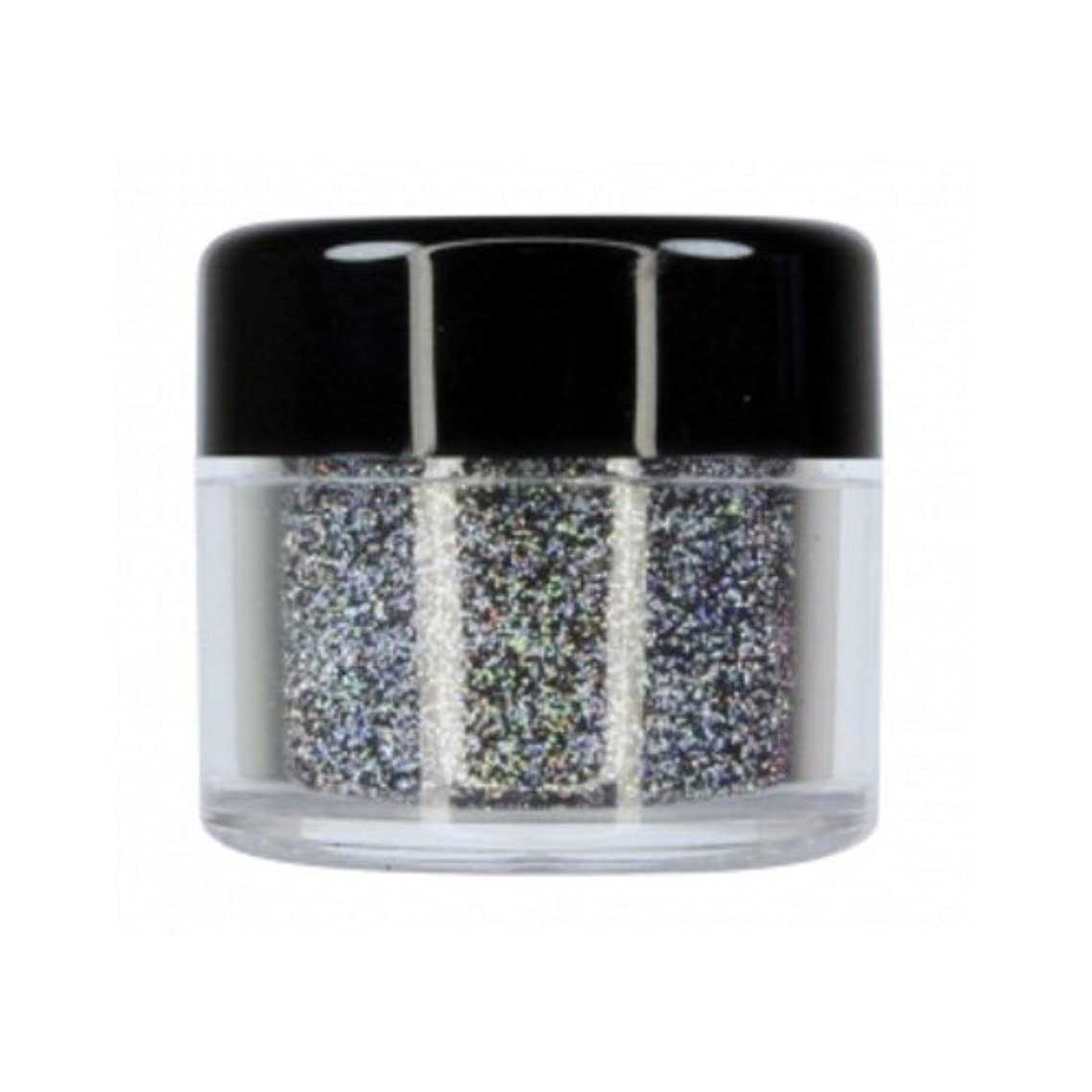 絶え間ない価格不格好(3 Pack) CITY COLOR Sparkle & Shine Ultra Fine Loose Glitter - Stroke Of Midnight (並行輸入品)