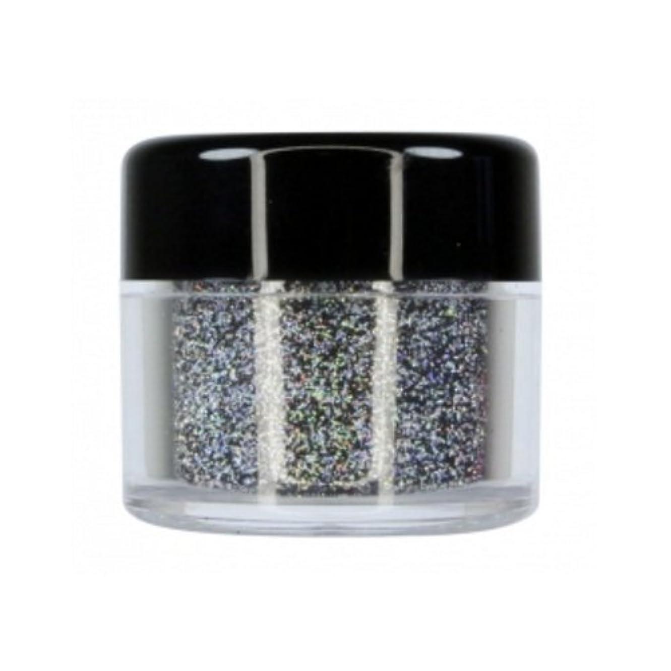 ロマンチックストッキング変成器(3 Pack) CITY COLOR Sparkle & Shine Ultra Fine Loose Glitter - Stroke Of Midnight (並行輸入品)