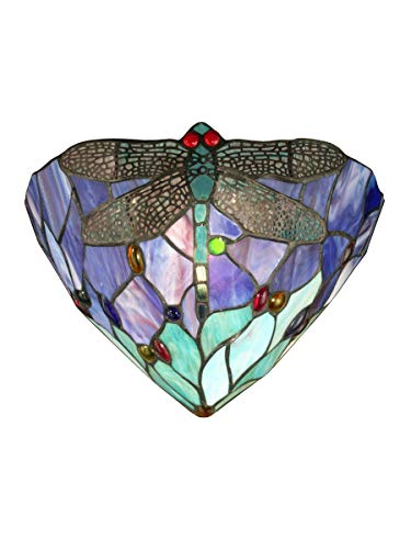 lámpara aplique tiffany fabricante Dale Tiffany Lamps