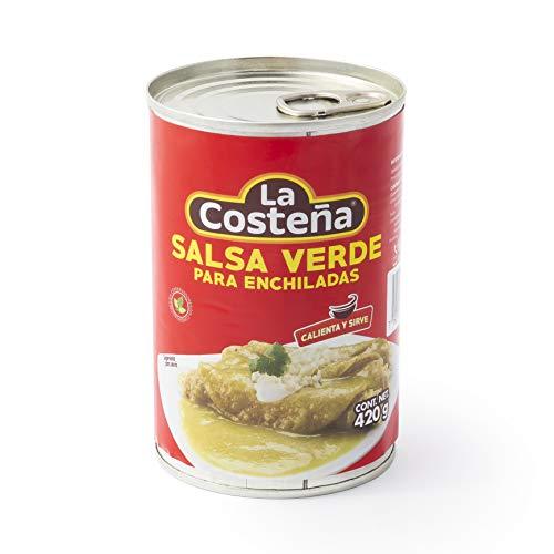 La Costeña Green Enchilada Sauce 420g