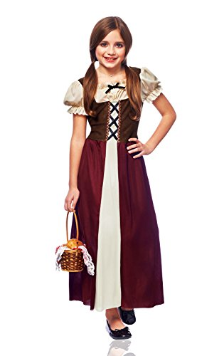 Top peasant girl costume pattern for 2021