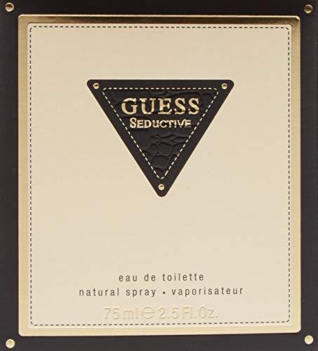 Eau de Toilette pour Femme Guess Seductive, 75 ml - 3