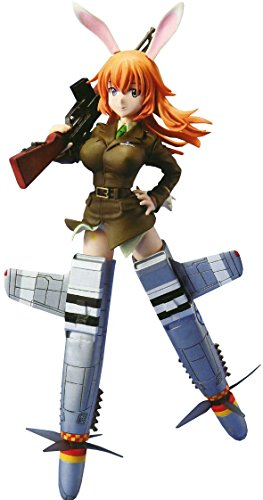 Furyu Strike Witches Figure - 3858 - 9' Charlotte E Yeager