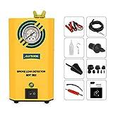 Autool - Herramienta para Detector de Fugas de automóviles, probador de Fugas de Coche, probador de Fugas de tuberías, Soporte EVAP para Todos los vehículos