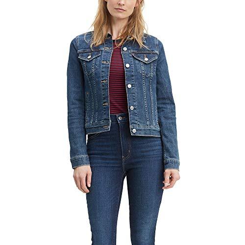 Levi's Women's Original Trucker Jacket, Sweet Jane, Small