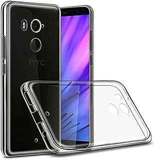 كفر أتش تي سي يو 11 بلس , HTC U11 Plus , سيليكون مرن و شفاف