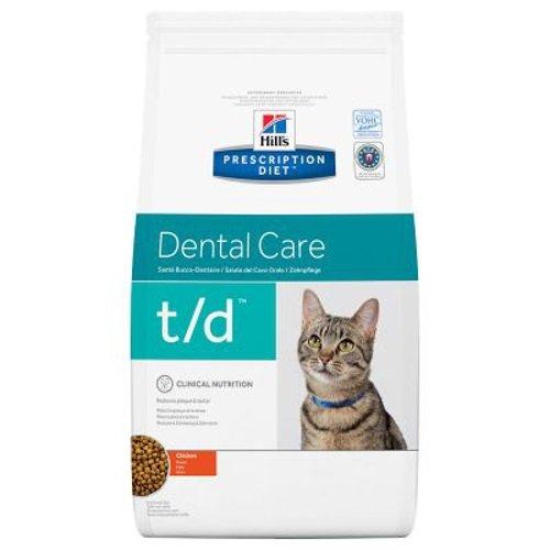 Hills Vet Diet Feline t/d, 1er Pack (1 x 5 kg)