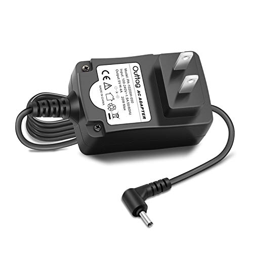 Outtag 5V 20W Laptop Wall Charger Replacement for Lenovo Ideapad 100S 100S-11IBY 80R2,100S 11.6' Intel Atom Z3735F;ADS-25SGP-06 05020E GX20K74302 Miix 310-10ICR 80SG001FUS Power AC Adapter Cord