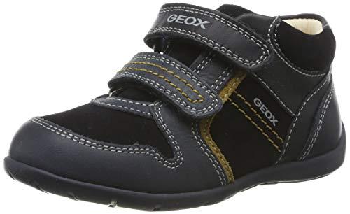 Geox Baby Jungen B Kaytan B Sneaker, Blau (Navy C4002), 21 EU