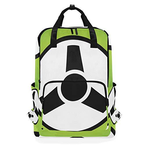 FANTAZIO mochila para volante, informal, con diseño de icono