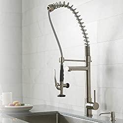 Brilliant Best Commercial Style Kitchen Faucet In 2019 Buying Guide Download Free Architecture Designs Photstoregrimeyleaguecom