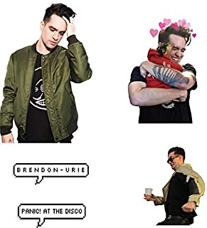 Best brendon urie stickers Reviews