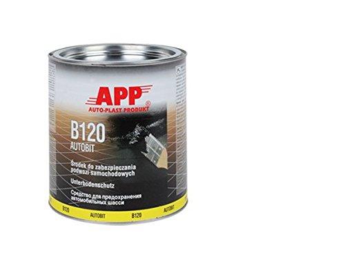 Unterbodenschutz UBS Bitumen streichbar B120 Autobit 1,3kg