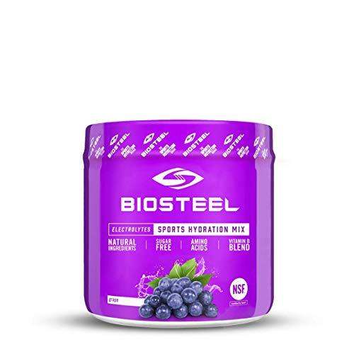 Biosteel Hydration Mix, Grape, 140 g