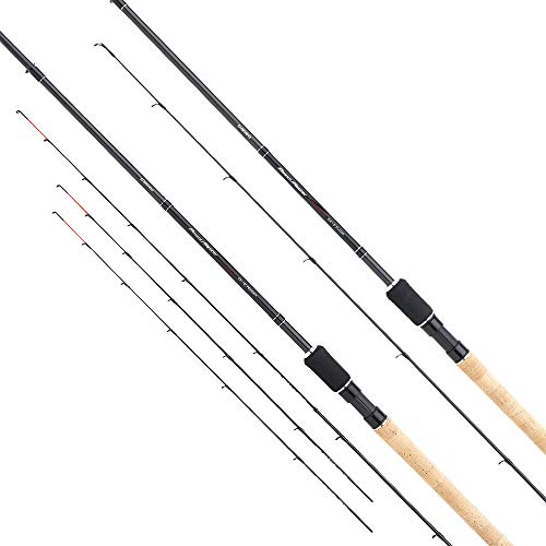 Shimano Beastmaster CX Commercial 9 - 11ft Feeder Rod with Ready Rod Sleeve by Shimano