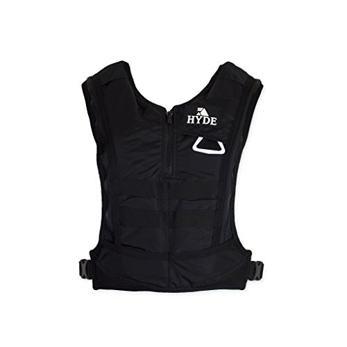 Hyde Wingman Inflatable Life Jacket - Black