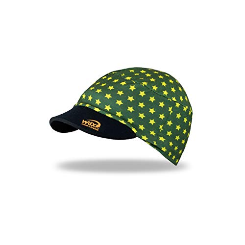 WIND X-TREME Gold Stars Multicolore-Casquette Taille Unique