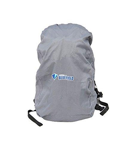 Tear Resistant Gris Camping / Randonnée Imperméable Sac à dos Rain Cover, 15-35L