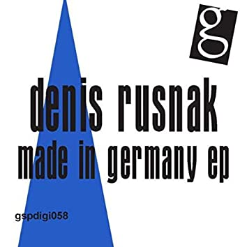 Made In Germany Vol. 1