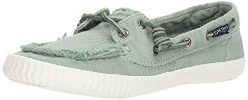 Sayel Away Washed Sneaker, Mint
