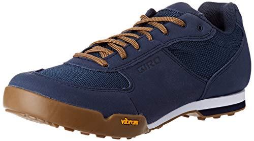 Giro Rumble VR Mens Mountain Cycling Shoe − 40, Dress Blue/Gum (2020)
