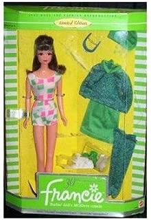 Best francie barbie doll Reviews