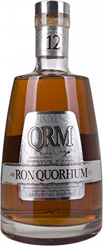 quorhum 12años Rum (1x 0,7l)