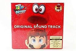 Super Mario Odyssey: Original Game Music [Import]