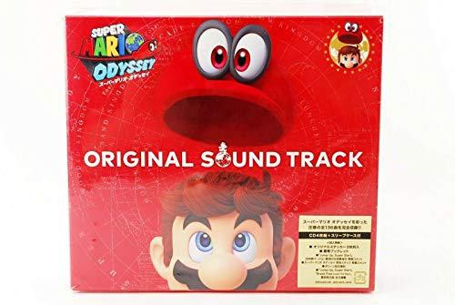 Super Mario Odyssey: Original Game Music