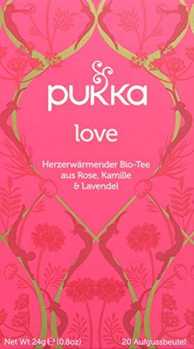 Pukka BIO Tee Love, 20 Beutel, 24g
