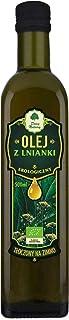 Linolja (saffranolja) jungfru oraffinerad BIO 500 ml - Dary Natury