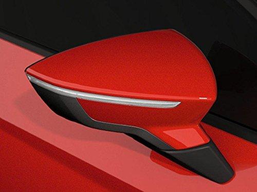 Seat Accesorios Originales Lápices de Colores para retoque MONOCAPA (Rojo EMOCION)