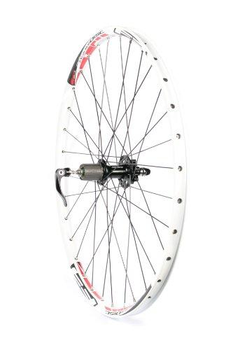Rodi VTT Free-Ride Disc Roue Avant Blanc