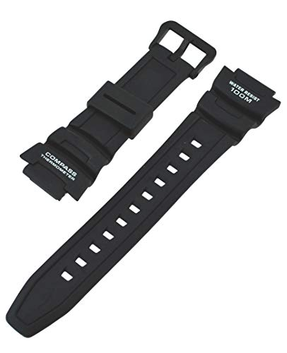 Casio 10431875 Genuine Factory Replacement Band - SGW500H-1BV