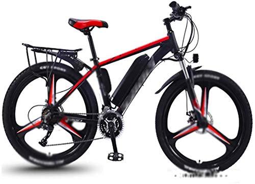 Bicicleta eléctrica Bicicleta eléctrica por la mon 26 en bicicletas eléctricas de bicicletas, Cambio de aleación de magnesio 36V 13A 350W de potencia de bicicletas de montaña for adultos para los send