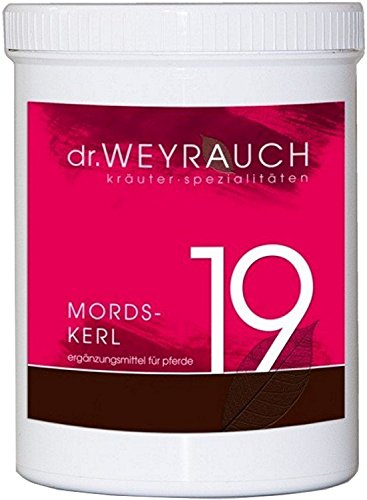 Dr. Weyrauch N° 19 - Mordskerl - 1 kg.