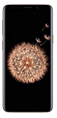 Samsung Galaxy S9, 64GB, Sunrise Gold - For AT&T (Renewed)