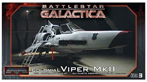 Moebius Models 912 Battlestar Galactica Viper MKII MOES0912