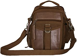 "Fox Outdoor Products Classic Euro-Style""On-The-Go"" Travel Organizer, Vintage Brown"