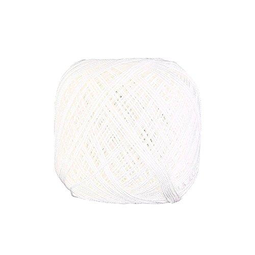 オリムパス製絲 金票 レース糸 #40 Col.802 クリーム系 10g 約89m