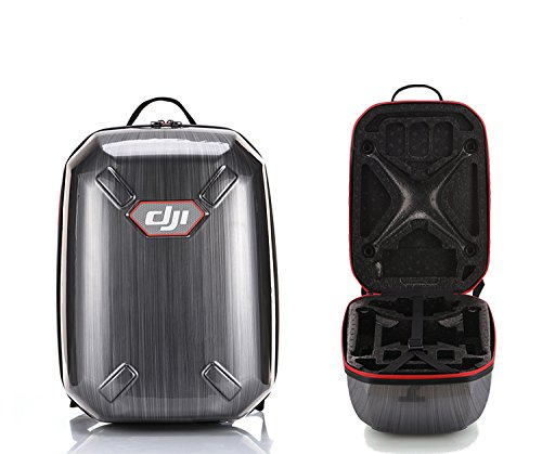 Phantom Hardshell Backpack case for DJI phantom 4 /phantom 4 pro/Phantom 3 Professional /Advanced /Standard RC DRONE
