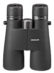 Minox 62045 BL 15 x 56 Binocular (Black)